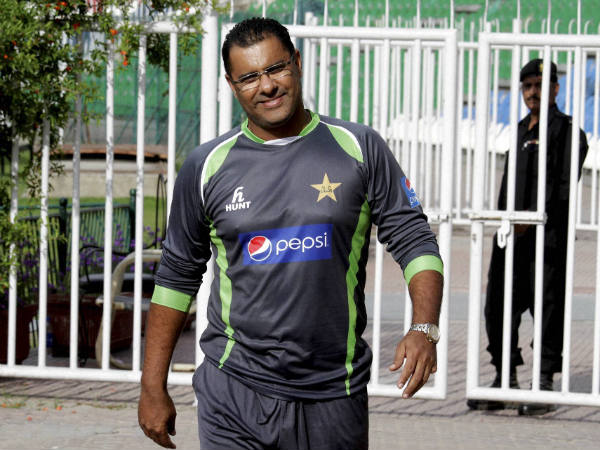 File picture of Waqar Younis