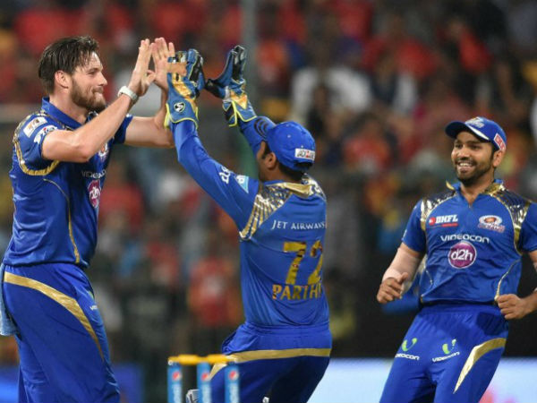 IPL 8: Match 35: MI beat KXIP by 23 runs