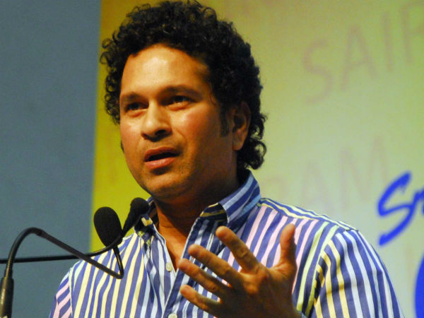 When Sachin gave 'headache' to wife