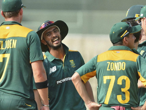 Tri-series: India A's Mandeep Singh fields for South Africa A - myKhel