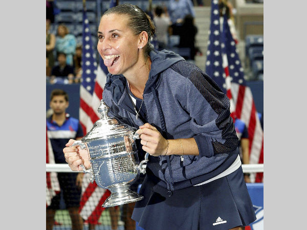 Champions Tennis League Us Open Champion Pennetta To Play For Mumbai
