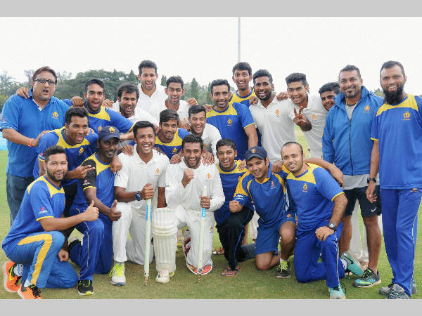 Suchith Shines As Karnataka Beat Bangladesh A By 4 Wickets
