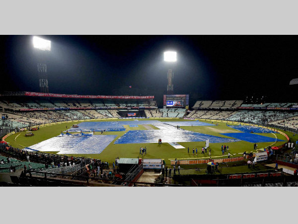 A file picture of Eden Gardens ground