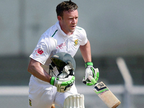 AB de Villiers is in great form so far in the tour