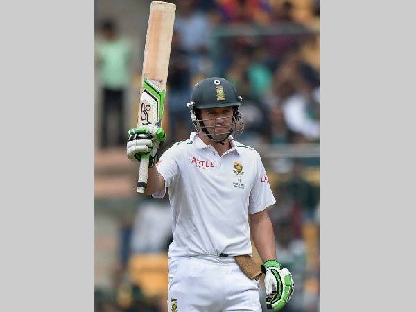 De Villiers Celebrates His Half Century