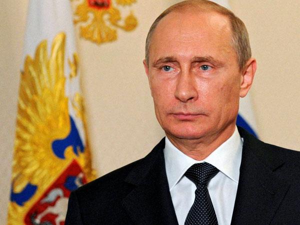 Putin Denies Existence Of State Run Doping Programme
