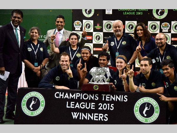 Punjab Marshalls Clinch Champions Tennis League Title