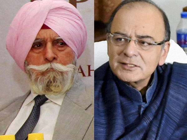 KPS Gill now drags Jaitley in HI affairs