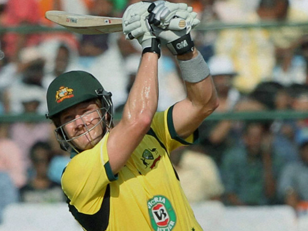 No place for Shane Watson