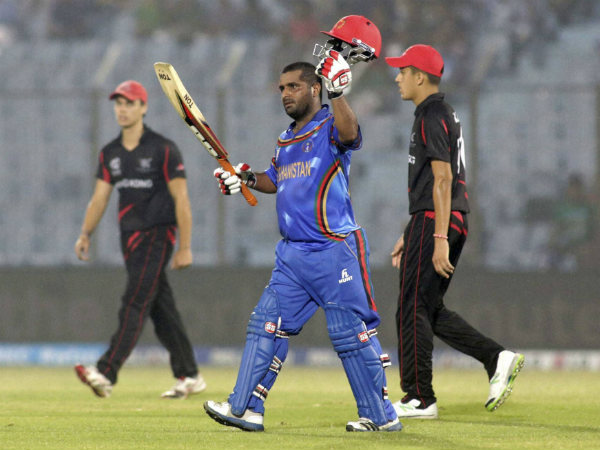 Afghanistan S Ms Creates History With Twenty20 International Ton