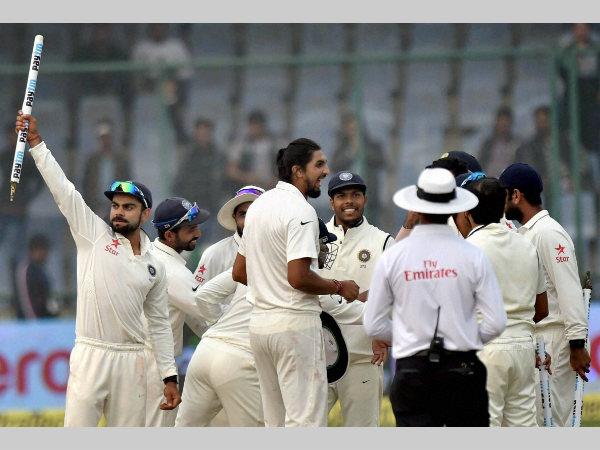 India Return To No1 Test Spot