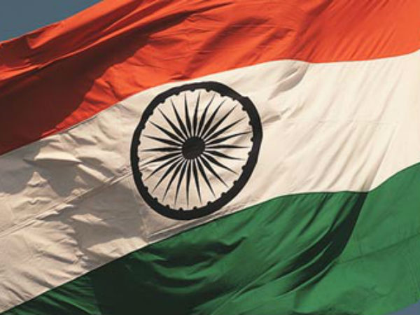 Indian Flag Hoisted Pakistan One Arrested
