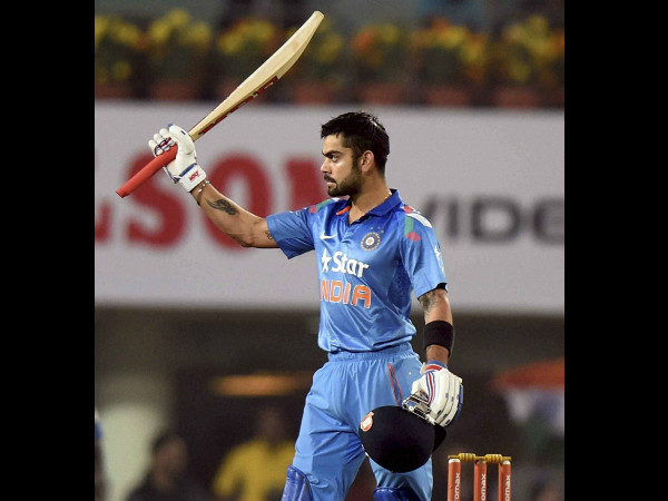 Another record for Virat Kohli