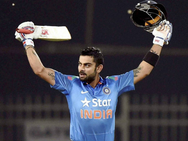 Virat Kohli joins Team India after break