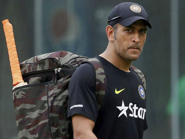 Shifting IPL 2016 matches from Maha not solution to drought: MS Dhoni