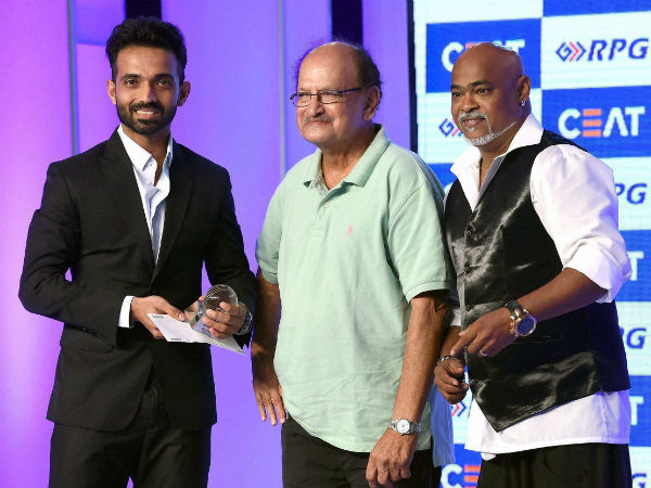 Vice-captaincy will improve my performance: Ajinkya Rahane
