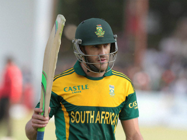 Faf du Plessis excited about Caribbean debut