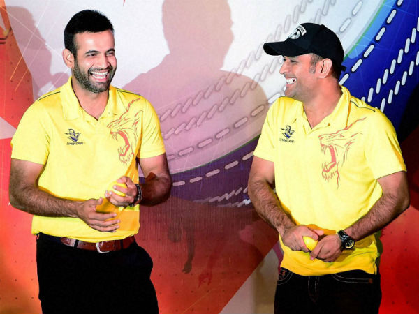 Image result for irfan pathan in csk