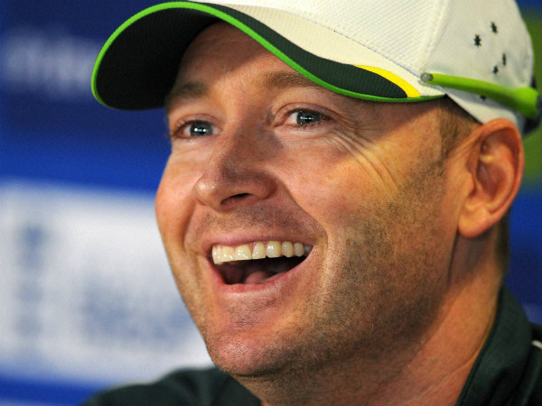 Michael Clarke is set to play in Hong Kong