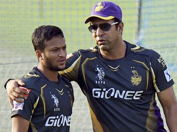 Ipl 2016 Shakib Disappointed That Eden Strip Is Not Spin Friendly