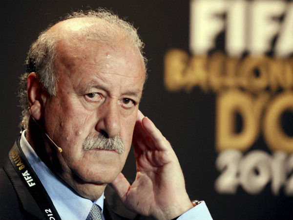 Del Bosque confirms quitting as Spain coach after Euro 2016