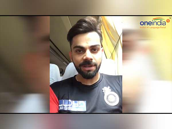 Virat Kohli's heart melting message on Mother's Day