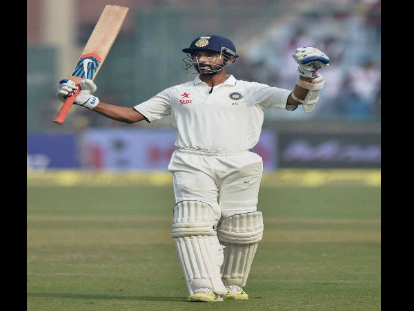 Being mentally strong more important than technique: Ajinkya Rahane