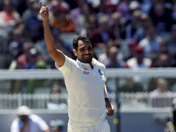 Mohammed Shami is excited to join the Indian team