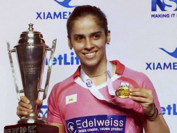 BAI announces Rs 10 lakh award for Saina Nehwal for win in Australian Open final