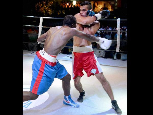 Through Rio Olympics Indian Boxers Vikas Manoj Settle Bronze