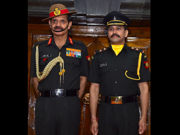 Anurag Thakur joins Army