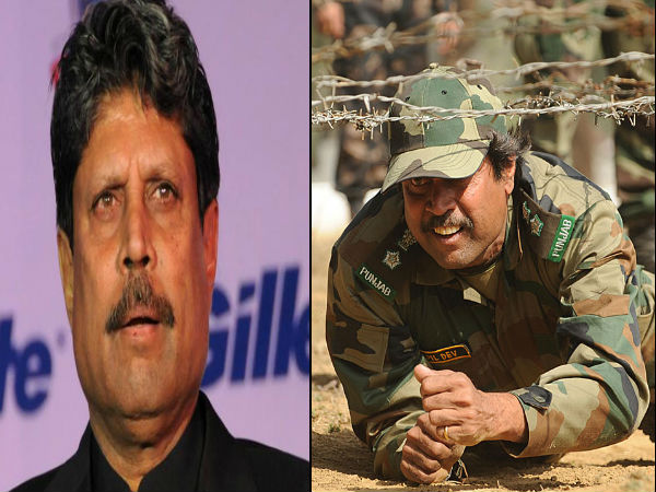 Kapil Dev too joined Indian Territorial Army