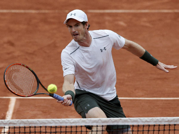 Andy Murray ready for more Olympic glory at Rio