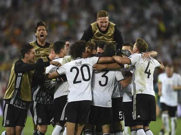 Euro 2016 Germany Down Italy Penalties Storm Into Semis