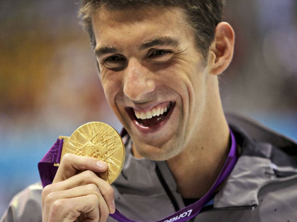 In Pics Micheal Phelps Chases Final Gold Rio Olympics