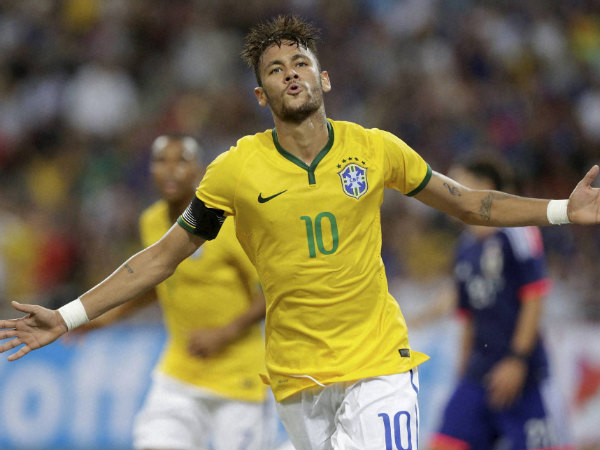 Neymar in Brazil's football squad for Rio Olympics