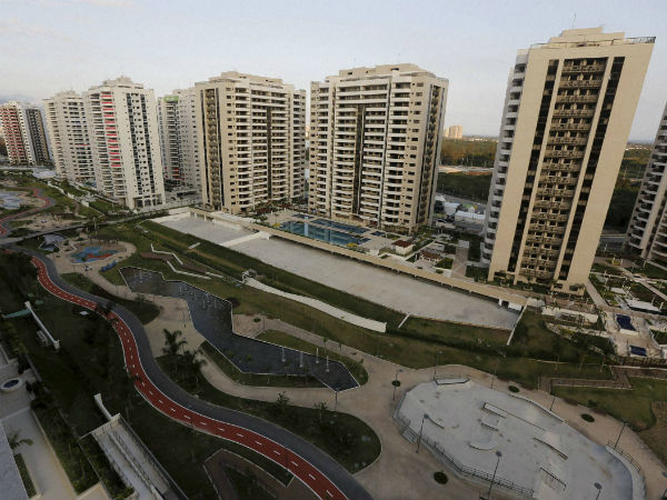 Olympic Village repairs to finish this week: Brazil
