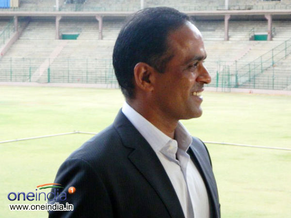 Ranji Trophy Sunil Joshi Named Assam Coach Aims Raise The Bar