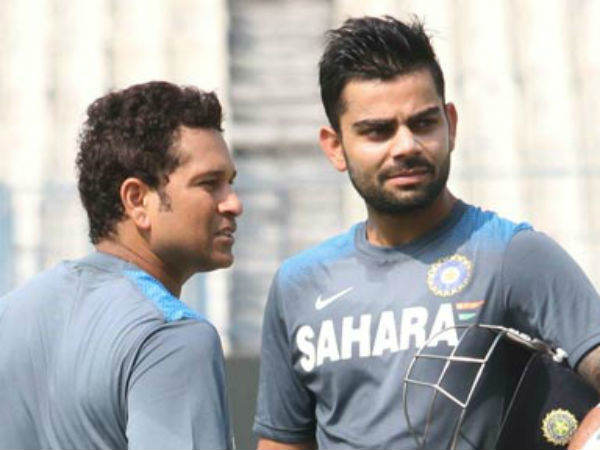 It's humanly impossible to match-up with Sachin Tendulkar's legacy: Virat Kohli