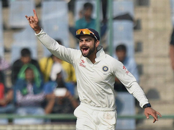 Virat Kohli has returned to the West Indies, where he made his Test debut in 2011