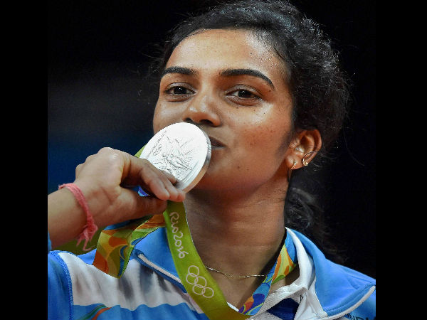 Sindhu settles for historic silver