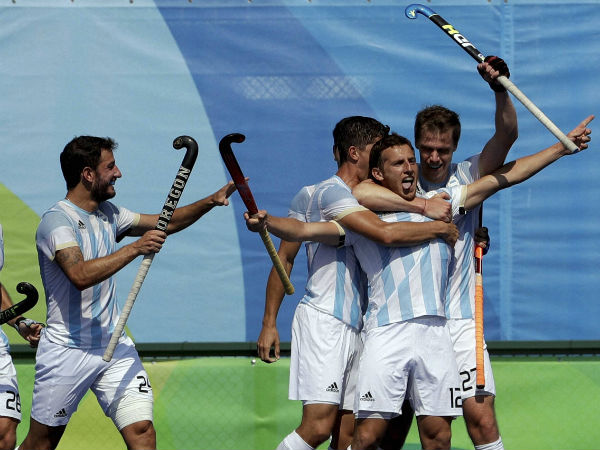 Rio 2016: Argentina end Germany's hockey reign, reach Olympic final
