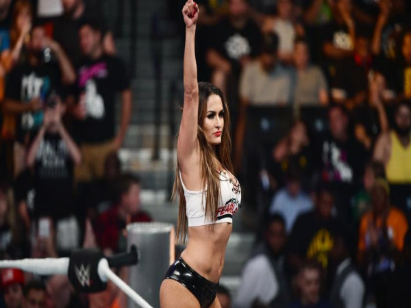 Star power of Nikki Bella made huge changes in WWE Creative planning (image courtesy wwe.com)