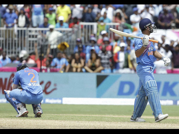 Is 'finisher' MS Dhoni losing his finishing touch?