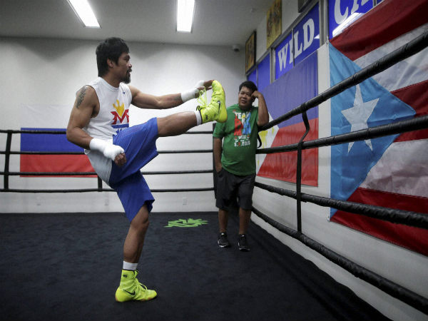Manny Pacquiao Confirms Comeback Fight With Vargas