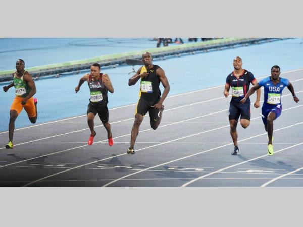 Rio Olympics: Did Usain Bolt's 100m victory trigger JFK ...