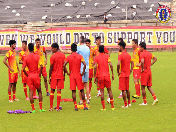 East Bengal bag record seventh straight Calcutta Football League title