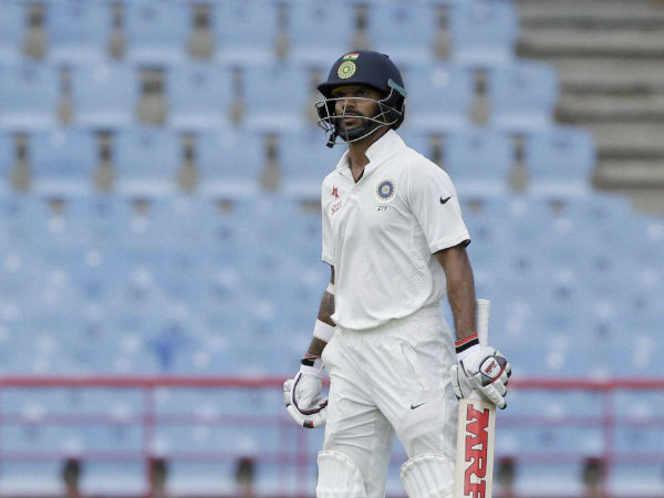 Shikhar Dhawan comes under fire for flop show in Kolkata Test