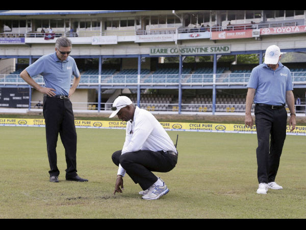 ICC cautions Queen's Park Oval for 'poor' outfield after WI-India Test washed out
