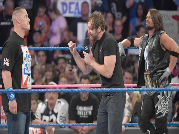 A much-anticipated match-up confirmed on Smackdown (Image courtesy: Twitter)